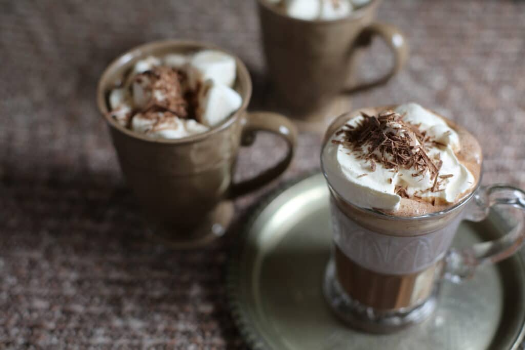 My Favorite Hot Chocolate