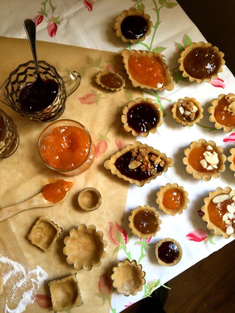 Little Jam Tarts from Studio Delicious.com
