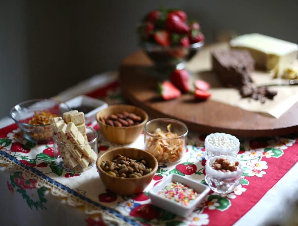 Outrageous Chocolate Dipped Strawberries