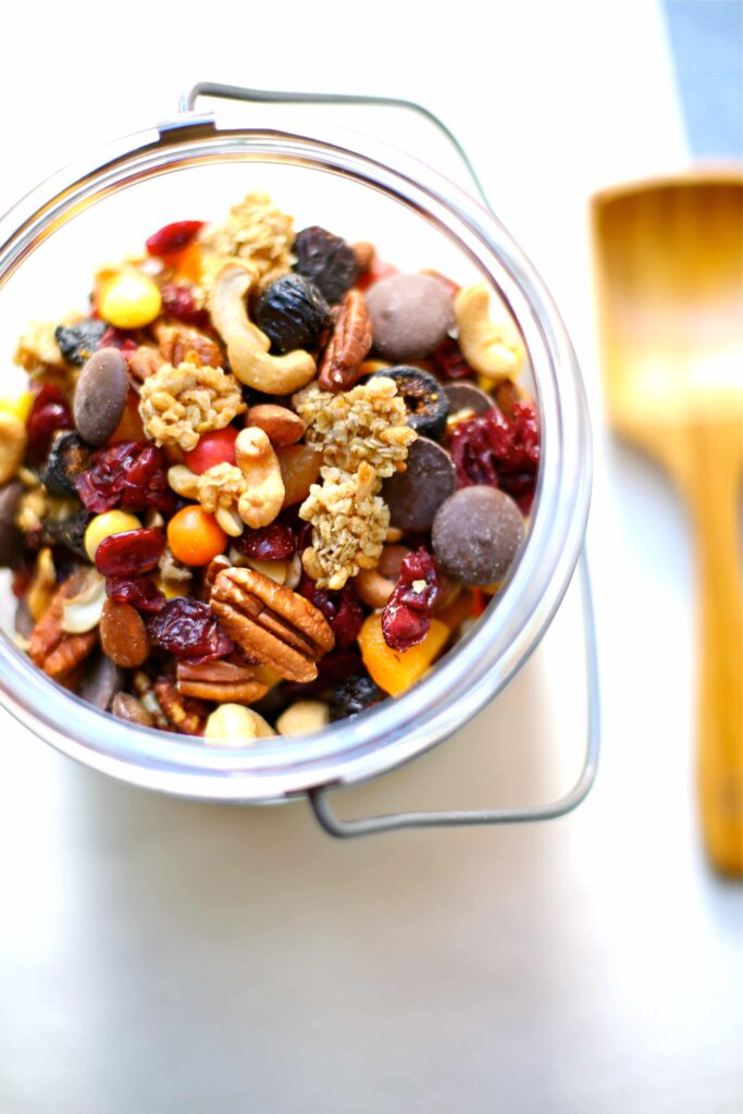 Ultimate Trail Mix with Cinnamon Oat Clusters