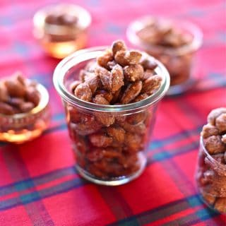 Sweet and Spicy Almonds by Studio Delicious.com by Studio Delicious