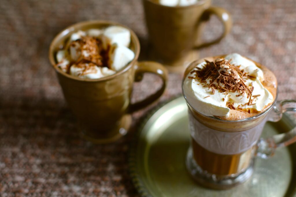 My Favorite Hot Chocolate